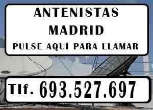 Antenistas Barrio Salamanca Urgentes
